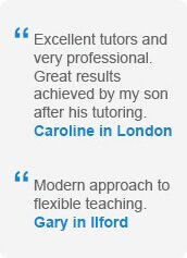 Tutor reviews